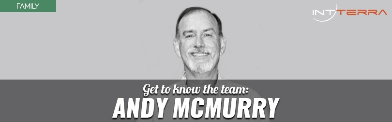 Andy McMurry - Intterra's Account Manager